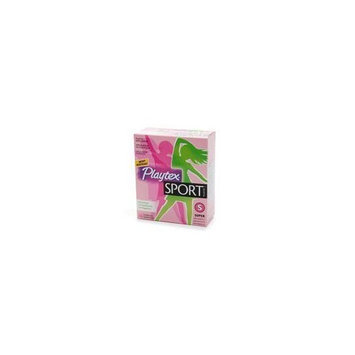 Playtex Femcare Sport Fresh Scent Tampons - Super 16 Count