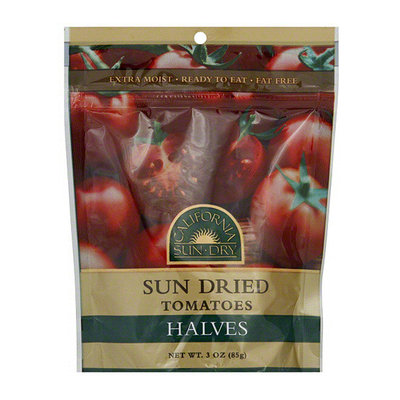 California Sun Dry Foods California Sun Dry Sun Dried Tomato Halves