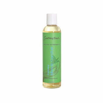 Soothing Touch & Sunshine Spa Soothing Touch Bath and Body Oil Muscle Cmf 8 oz
