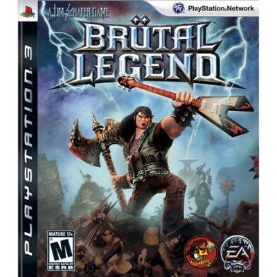 Brutal Legend Playstation3 Game Electronic Arts