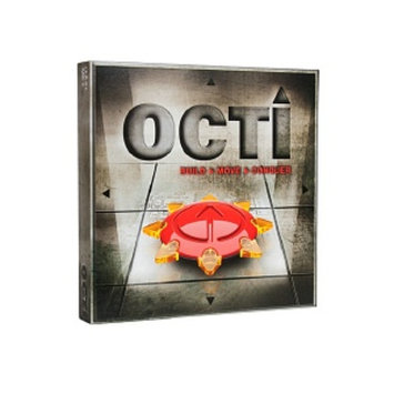 FoxMind Games Octi Ages 5+, 1 ea