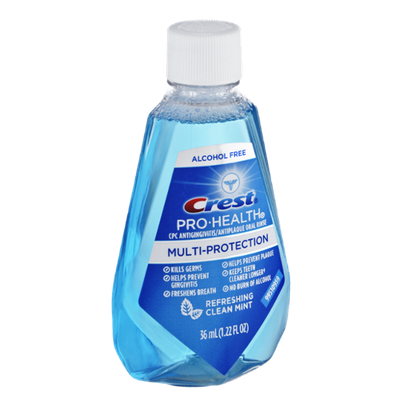 Crest Pro-Health Mutli-Protection Clean Mint Oral Rinse