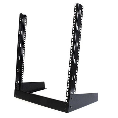 StarTechcom 12U Desktop 2 Post Rack