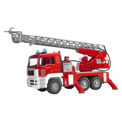 Caterpillar Bruder Toys MAN Fire Engine with Water Pump
