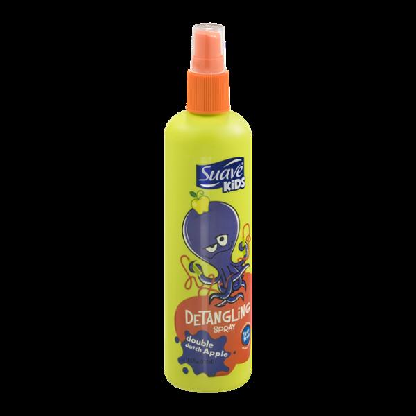 Suave® Kids Detangling Spray Double Dutch Apple