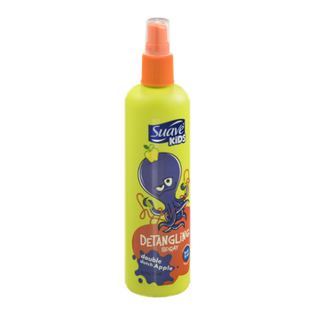 Suave® Kids Detangling Spray Double Dutch Apple