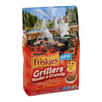 Purina Grillers Cat Food