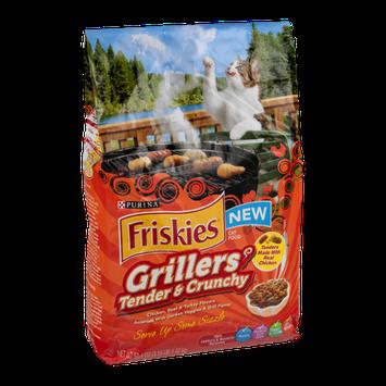 Purina Friskies Cat Food Grillers Tender & Crunchy