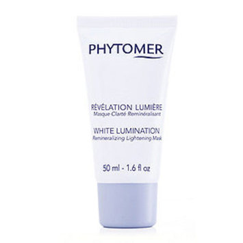 Phytomer White Lumination Remineralizing Lightening Mask