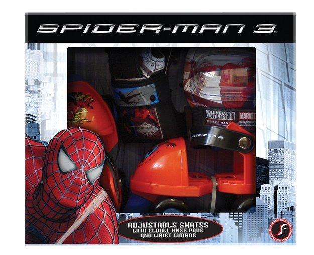 Sfl SFL Spiderman Toy Skate Combo - SFL