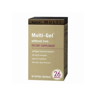 GNC Multi Multi-Gel without Iron