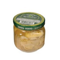Marin Food Specialties Marinated Artichoke Hearts 6 oz. (Pack of 12) ( Value Bulk Multi-pack)