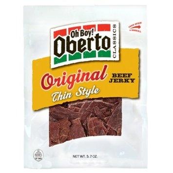 Oh Boy! Oberto Original Thin Style Beef Jerky