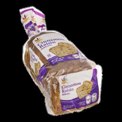 Ahold Cinnamon Raisin Bread
