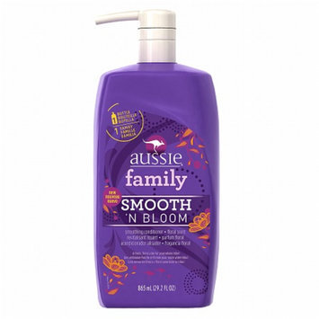 Aussie Smooth 'N Bloom Smoothing Conditioner, 29.2 fl oz