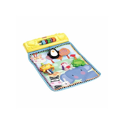 Fisher-Price Discover 'n Grow Musical Activities Play Wall