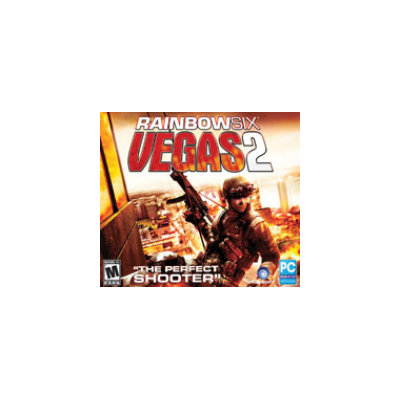 Ubi Soft Tom Clancy's Rainbow Six Vegas 2 - Jewel Case