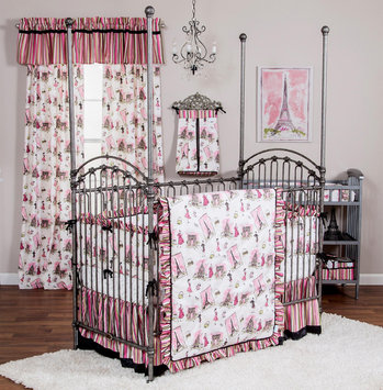 Trend Lab Waverly Tres Chic 3-pc. Crib Bedding Set