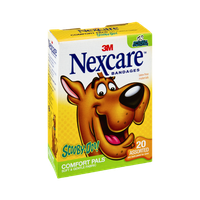 Nexcare Scooby-Doo Bandages - 20 CT
