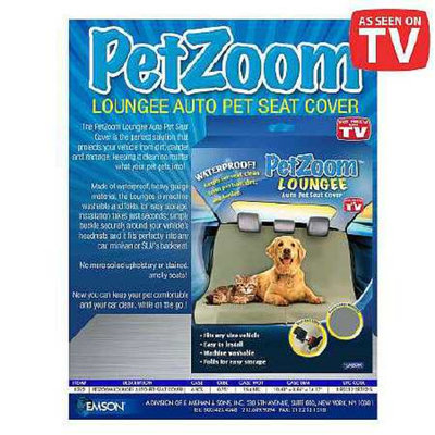 PetZoom Loungee Upholstery Cover