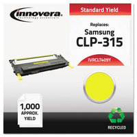 INNOVERA Remanufactured Clt-Y409S Laser Toner, 1000 Yield, Yellow