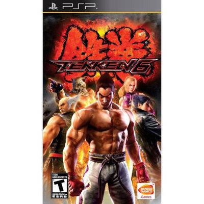 Namco Tekken 6 PSP (PSP Game Only)