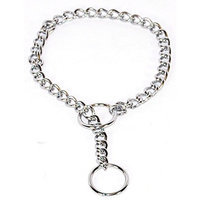 Hamilton Pet Products Hamilton Extra Fine Choke Chain Dog Collar