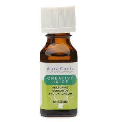 Aura Cacia Pure Aromatherapy Essential OilCreative Juice