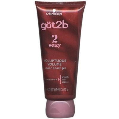 göt2b 2 Sexy Gel Voluptuous Power Boost 6 oz. Tube