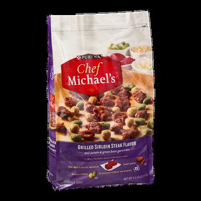Purina Chef Michael's Grilled Sirloin Steak Flavor Dog Food