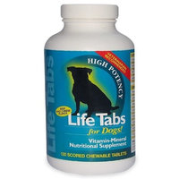 Petlabs 360 Life Tabs 120 Chewable Tabs Healthcare & Supplements