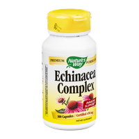 Nature's Way Echinacea Complex 450mg Capsules - 100 CT
