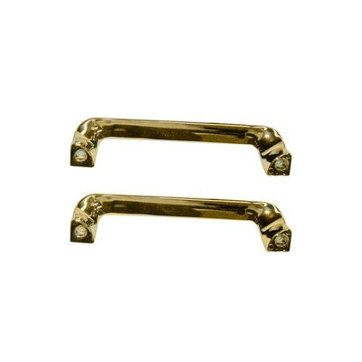 American Standard 9822.200.099 Grab Bar Bath Kit, Polished Brass