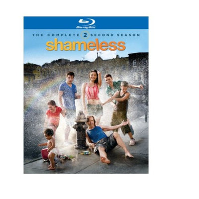 Shameless: Season Two (Blu-ray) (Widescreen)