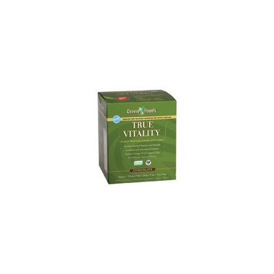 Green Foods True Vitality, Chocolate, 25.2 Ounce