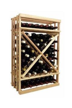 Wine Cellar Innovations Vintner Series 1 Column Open Diamond Cube
