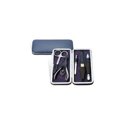Visol VSET31 Groom Leather and Stainless Steel Manicure Kit