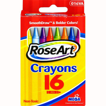 Rose Art Industries Inc. Roseart Crayons 16 Count