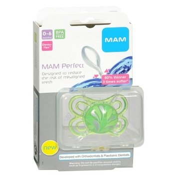 MAM 0-6 Month Pacifiers