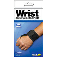 Flex Aid Adjustable Wrist Support