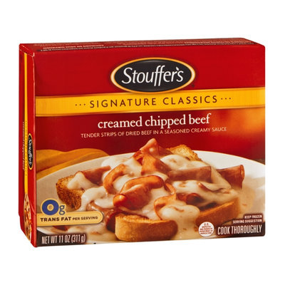 Stouffer's Signature Classics Creamed Chipped Beef