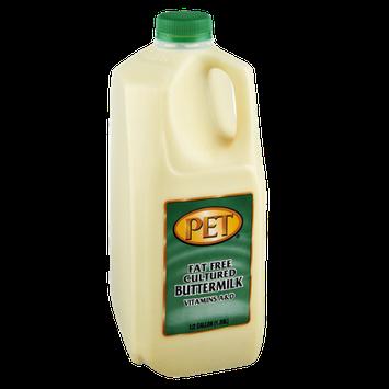 PET Fat Free Cultured Buttermilk