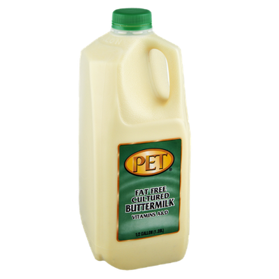 PET Fat Free Cultured Buttermilk