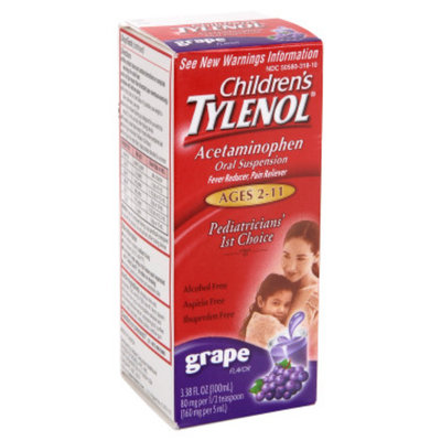 Tylenol Children's Pain Reliever