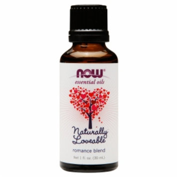 NOW Essential Oils Naturally Loveable Romance Blend, 1 fl oz