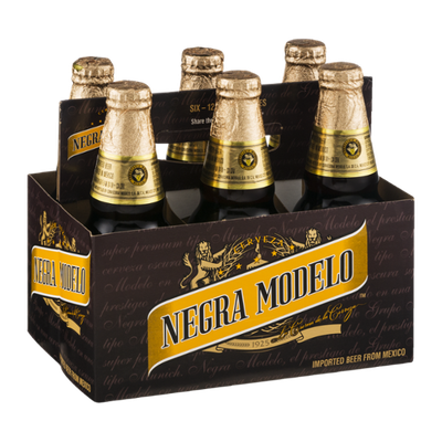 Negro Modelo Dark Ale - 6 PK