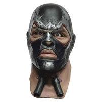 Adult Batman Arkham - Deluxe Latex Bane Mask - OSFM