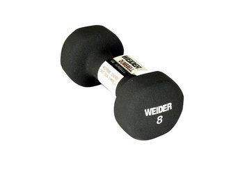 Weider 8 lb. Neoprene Dumbbell - Weider