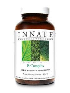Innate Response Formulas - B Complex - 90 Tablets