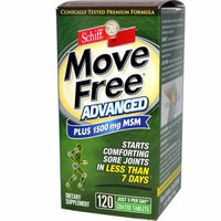 Schiff Move Free Total Joint Health 1500 mg 120 Coated Tablets